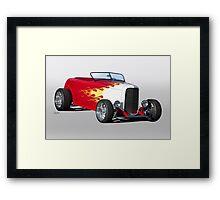 1932 Ford 'Hot Stuff' Roadster Framed Print