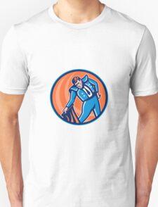 Bullfighter Matador Retro Unisex T-Shirt
