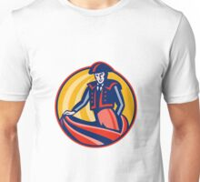 Matador Bullfighter Cape Retro Unisex T-Shirt
