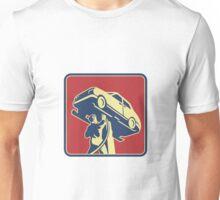 Mechanic Technician Car Repair Retro Unisex T-Shirt