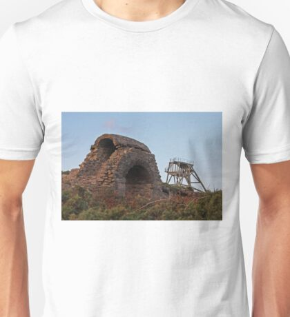Cornish Mine Workings Unisex T-Shirt