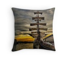BAE Guayas Throw Pillow