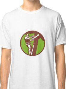 Arborist Tree Surgeon Trimmer Pruner Classic T-Shirt