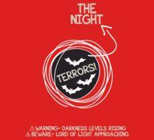 Terrors! by ArmaanKapur