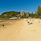 Greetings from Burleigh Heads by traveller