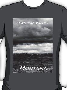 Flathead Valley, Montana  T-Shirt