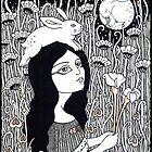 Celestial Rabbit by Anita Inverarity