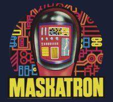 MASKATRON by shaydeychic