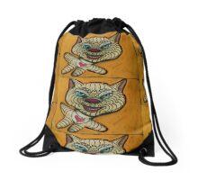 I <3 Kitties Drawstring Bag