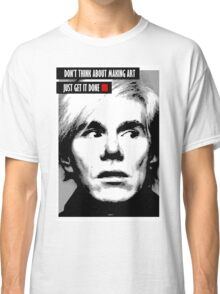 Andy Warhol Classic T-Shirt
