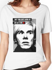 Andy Warhol Women's Relaxed Fit T-Shirt