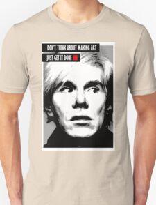 Andy Warhol T-Shirt