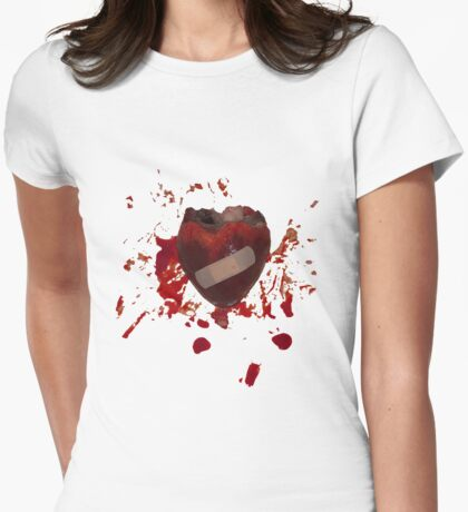 It will heal Womens Fitted T-Shirt