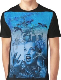 Carmen is A Cosmic Girl! Graphic T-Shirt