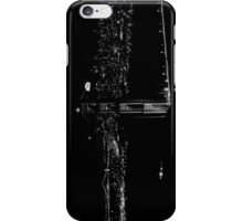 The rise of the supermoon over San Francisco iPhone Case/Skin