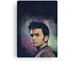 David Tennant Canvas Print