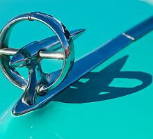 1950 Buick Hood Ornament by Jill Reger