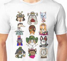 Dogs Around the World Unisex T-Shirt