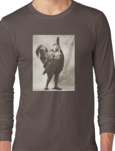 Chicken Man - Newest Marvel Hero? Long Sleeve T-Shirt