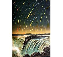 Comet Storm Photographic Print