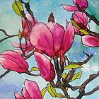 Magnificent Magnolias by Alexandra Felgate