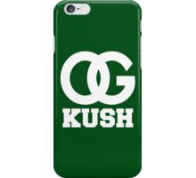 OG Kush iPhone Case/Skin