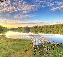 Hammock by the Water by calba