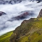 Haleakala Slopes by Zach Pezzillo