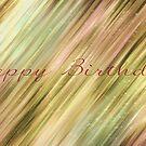 Happy Birthday by Tonye Banks