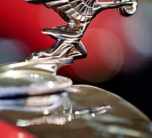 1934 Packard Coupe Hood Ornament by Jill Reger