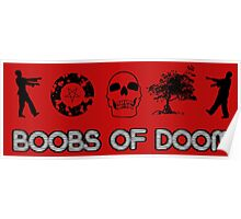 Boobs of DOOM: O-Cult Icons Poster
