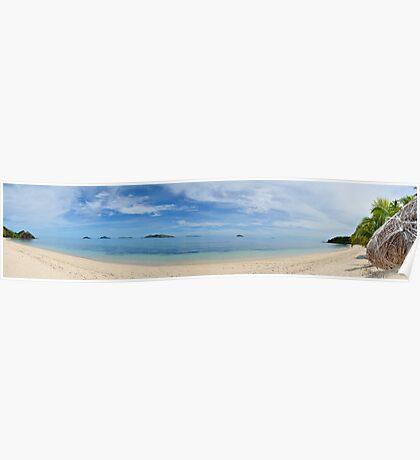 Fiji - Mana Island Poster