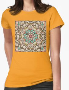 Six Point Tile Abstract T-Shirt