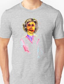 Knitted Lady #1 T-Shirt