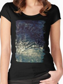 dark and stormy Women's Fitted Scoop T-Shirt