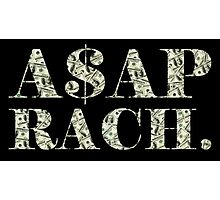 asap ratchet rachel Photographic Print