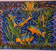 Fish Orbit by JAYNEDEJESUS