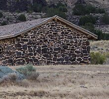 Simpson Springs Cabin by Robbie Knight