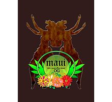 Weed Maui dancer gifts Photographic Print