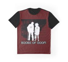 Boobs of DOOM 001 Graphic T-Shirt