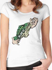 Slap Da Bass Women's Fitted Scoop T-Shirt