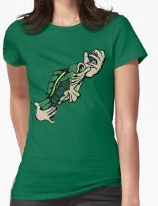 Slap Da Bass Womens Fitted T-Shirt