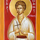 St John the Russian by ikonographics