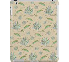 Kalanchoe Daigremontiana Pattern iPad Case/Skin