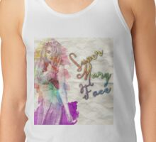 SuperMaryFace Watercolor Tank Top
