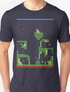 Alex Kidd #1 - Underwater T-Shirt