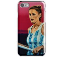 Luciana Aymar Painting iPhone Case/Skin