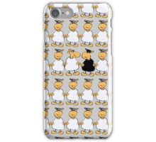 Be Different 2 (The Black Sheep) iPhone Case/Skin