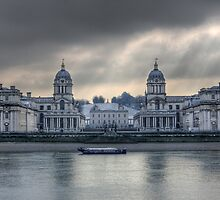 Greenwich by markandreani