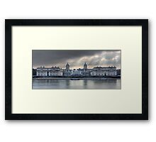 Greenwich Framed Print